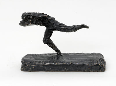 Maquette for Running Man
