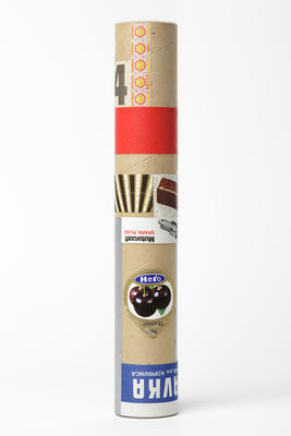 Untitled (Tall Narrow Cylinder)