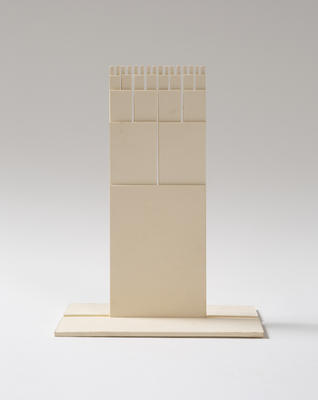 Maquette for tree
