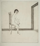 Personage and Chair
