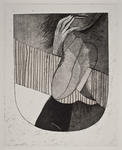 Untitled (Figure with Curved Base)