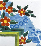 Untitled (Floral Composition)